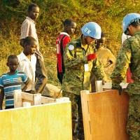 U.N. logistics expert fears humanitarian disaster in South Sudan