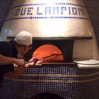 Pizza the way they make it in Naples — more or less