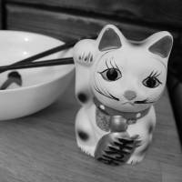 Losing streak: Manekineko (good-fortune cats) might be needed more than ever as the income gap widens in Japan.  | JULES ANTONIO / CC BY-SA 2.0