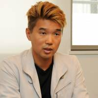 Personal touch: Tomo Goda talks about his emotional approach to the subjects of his documentaries. | SATOKO KAWASAKI