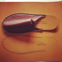Feet first: Leatherworking unit Kuluska is best known in Kamakura, Kanagawa Prefecture, for its leather sandals.