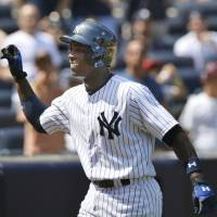Coming to a close: Alfonso Soriano has decided to retire after 16 MLB seasons. | KYODO