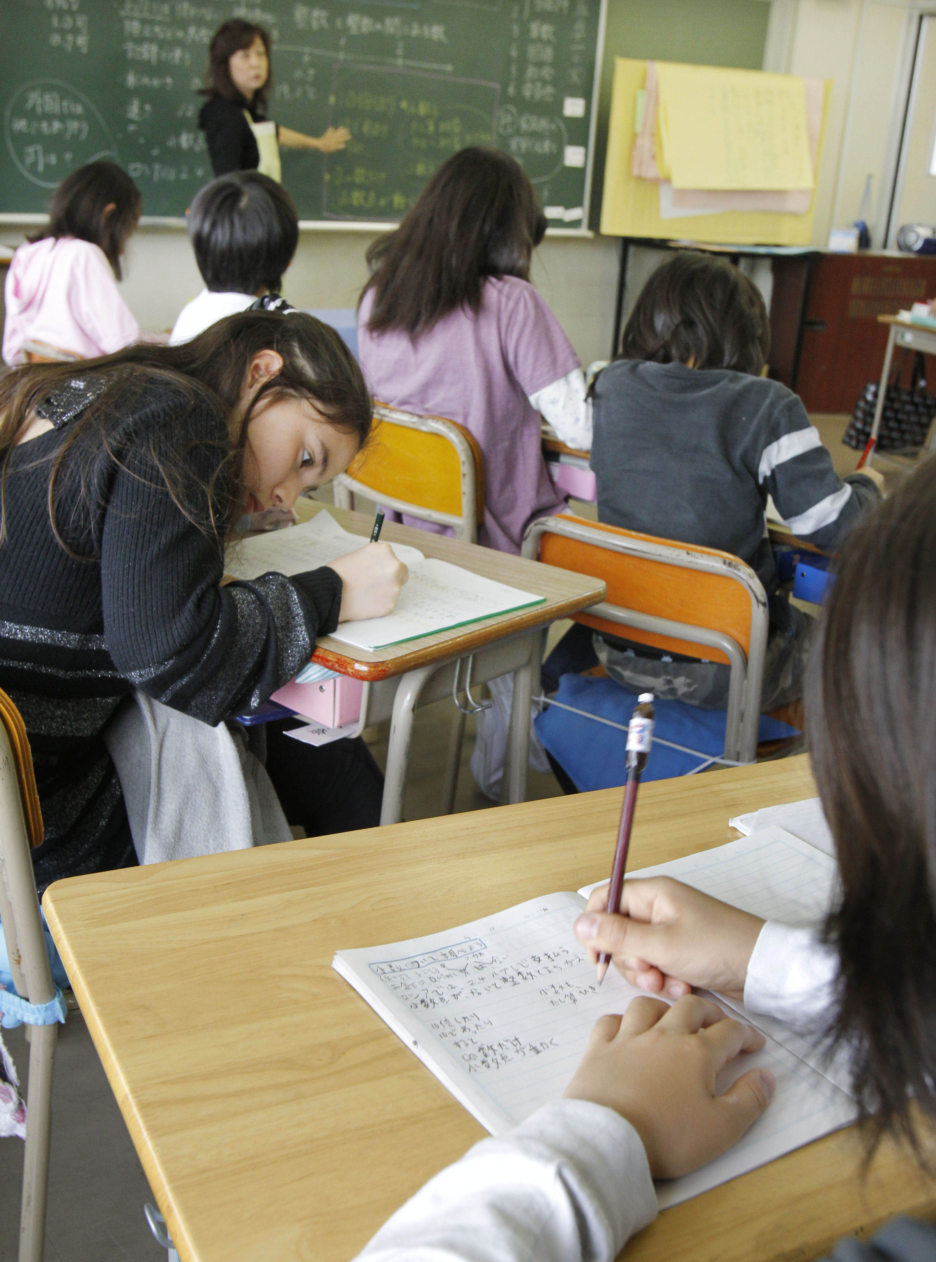 Teaching quality, not lesson quantity, may be key to Japan\'s top ...