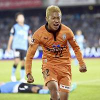 S-Pulse stay afloat by beating Frontale