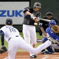 Yanagita carries Samurai Japan to Game 2 win over MLB All-Stars