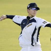 It's your time: Orix Buffaloes ace Chihiro Kaneko was on Wednesday named 2014 Pacific League MVP. | KYODO