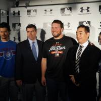 MLB, Under Armour announce tie-up