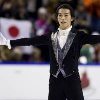 Mura vaults past Fernandez to capture Skate Canada title