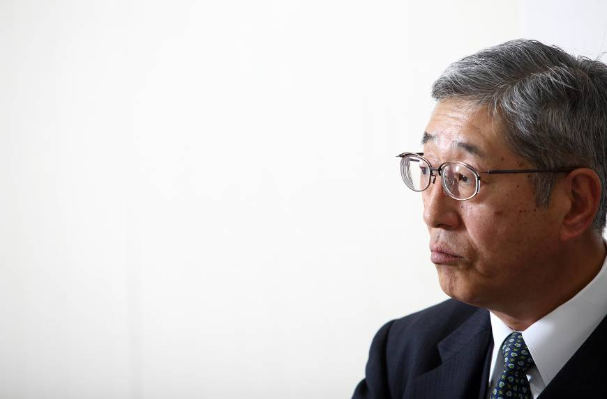 Mitani sidelined by Abe as GPIF pension fund enters new era