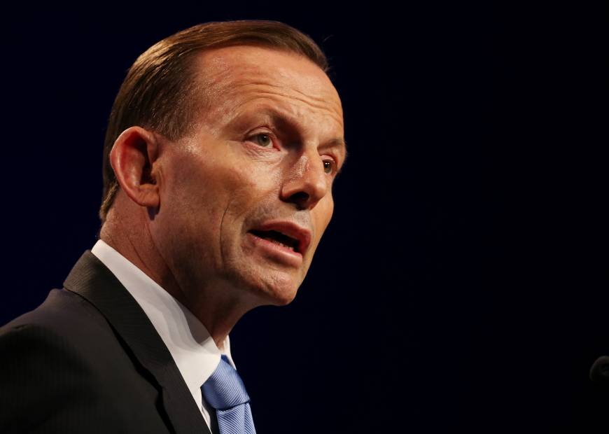 Economy woes may mean Abbott won't last full term