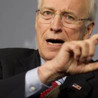 CIA interrogators heroes not torturers: Cheney