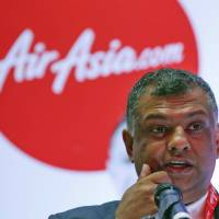 AirAsia's brash CEO in spotlight after jet crashes