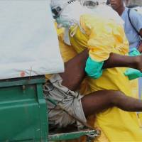 Liberia wrongly added 1,000 deaths to Ebola toll, WHO claims