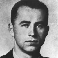 This undated file picture shows Austrian-born Nazi war criminal Alois Brunner. The Nazi war criminal who topped most wanted lists for his part in the Holocaust is 'almost certain' to have died in Syria four years ago, the Nazi-hunting Simon Wiesenthal center said Monday. | AFP-JIJI