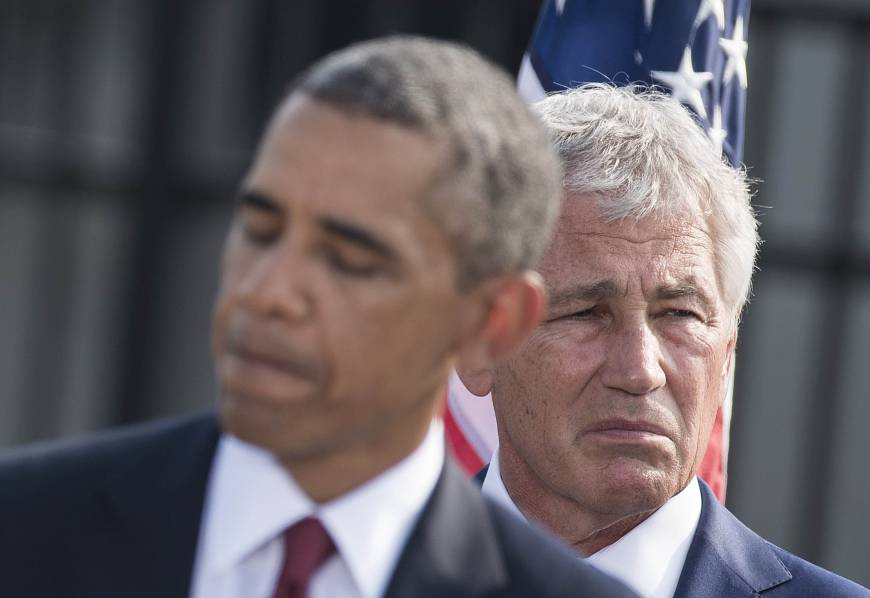 Obama, Pentagon bogged down in uneasy alliance