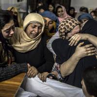 Pakistani pupils recall narrow escapes, carnage in Taliban slaughter at Peshawar school