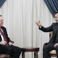 Syrian peace talks set to take place in Moscow next month