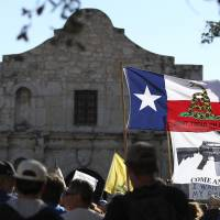 Texas lawmakers put new gun rights laws in their sights