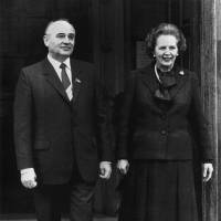 Secret files shed light on first Thatcher-Gorbachev talks