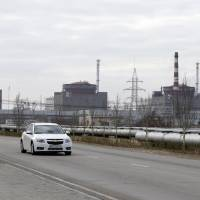 Ukraine says no danger after accident at nuclear plant