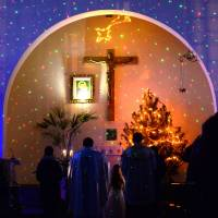 Conflict-hit east Ukraine struggles for festive joy