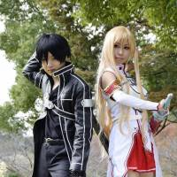 Giant Osaka park catching on as hangout for 'cosplayers'
