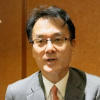 Hidenori Arai, a Kyoto University professor who has launched a research group on frailty, says the right nutritional balance is vital to maintaining physical strength in old age. | KYODO