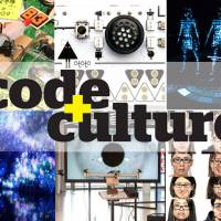 Code + culture: new media art from Japan