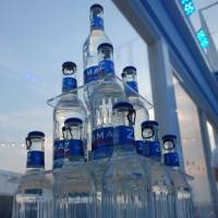 Big in Japan: Alcoholic beverage Zima found more fans in Japan than in other countries. | ANGELA ERIKA KUBO