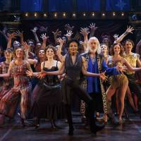 The Broadway cast of 'Pippin' in 2013 | JOAN MARCUS