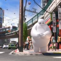 Disney's 'Big Hero 6' reassembles Japan without the 'cultural cringe'