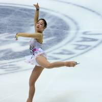 Kato made impact in first outing at senior Grand Prix