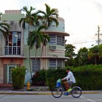 Rich fun on a low budget: South Beach side streets