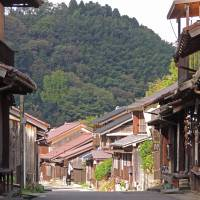 Walk down memory lane: The town of Omori has a population of just 500. | DAVEY YOUNG