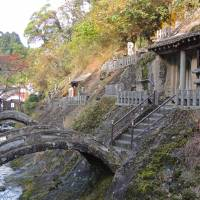 The old mining town of Omori, Shimane Prefecture, is a veritable time slip. | DAVEY YOUNG