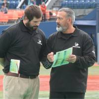 Former NFL player, coach Kaumeyer helps boost Fujitsu's defense