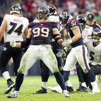 Watt trying to join elite company