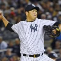 I'm coming home: Hiroki Kuroda plans to pitch for the Carp in 2015. | KYODO