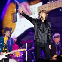 Top draw: The Rolling Stones' '14 on Fire Japan Tour' came to Tokyo Dome on  Feb. 26 and March 4 and 6. Combined, the shows brought in just under $28 million. | © MICHIKO YAMAMOTO