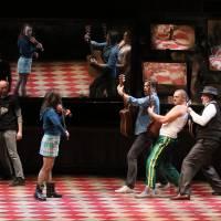 For 'Once,' Broadway spurns glitz
