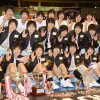 Oka Gakuen beats Showa Gakuin for Winter Cup girls title