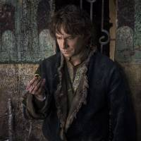 Shopping for rings: 'The Hobbit' tells the story of Bilbo Baggins (Martin Freeman) in his younger days. The ring he finds will eventually become the basis for the 'The Lord of the Rings.'  | ©2014 METRO-GOLDWYN-MAYER PICTURES INC. AND WARNER BROS. ENTERTAINMENT INC.