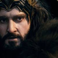 Armies ready for battle in final 'Hobbit' film