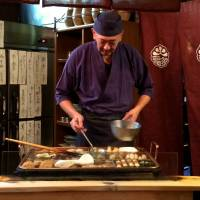 The oden master at Otafuku | ROBBIE SWINNERTON