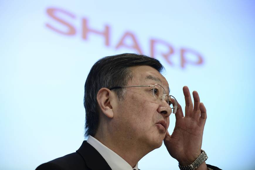 Ailing Sharp likely to slash profit forecasts