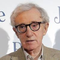 Director and actor Woody Allen appears in August 2013 at the French premiere of 'Blue Jasmine' in Paris.  Amazon Studios is delivering Allen as creator of his first-ever TV series. The veteran filmmaker will write and direct all of the episodes of the half-hour series. A full season has been ordered for Amazon's Prime Instant Video, the company announced Tuesday. | AP