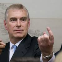 Prince Andrew speaks out on underage sex allegation