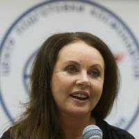Singer Sarah Brightman in training for space tourist role