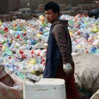China courts public with a 'sensitive' approach to waste