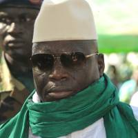 U.S. charges developer, vet in Gambia coup bid